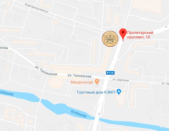 компания изба в москве