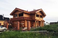 Каркасно-бревенчатый-дом2