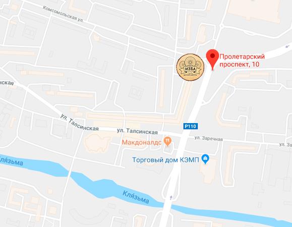 «Изба» теперь и в Москве