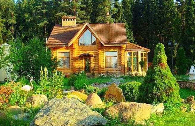 Ландшафтный-дизайн-Изба-3