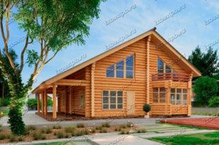 Проект-дома-из-бревна-Астафьев