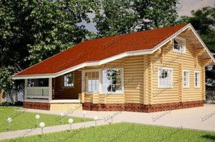 Проект-дома-из-бревна-Булгаков