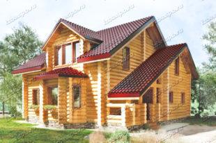 Проект-дома-из-бревна-Карамзин