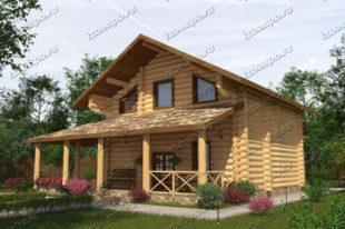 Проект-дома-из-бревна-Набоков