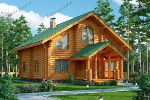 Проект-дома-из-бревна-Рылеев