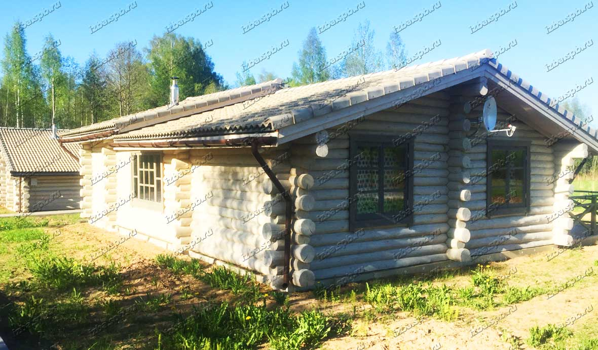 Коттеджный поселок в д. Александровка