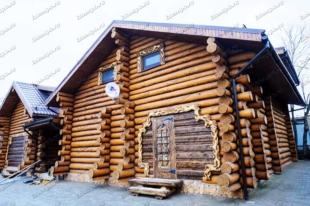 Отделка-срубов-в-Девяткино