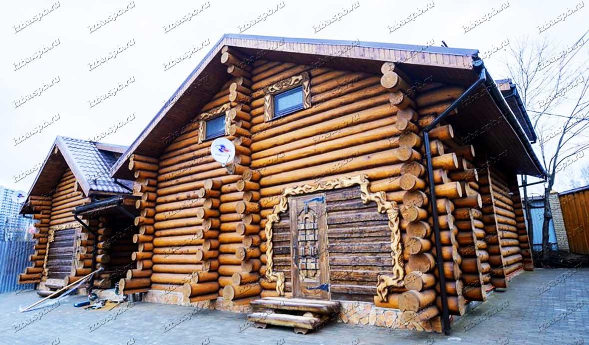 Почему Вам нужна деревянная баня?