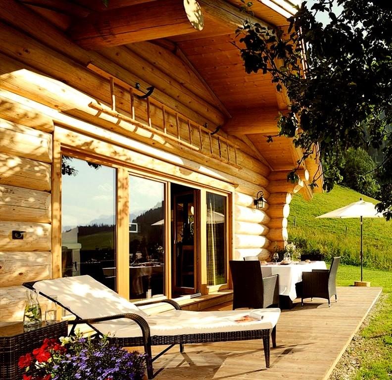 Какой срок службы у деревянного дома?