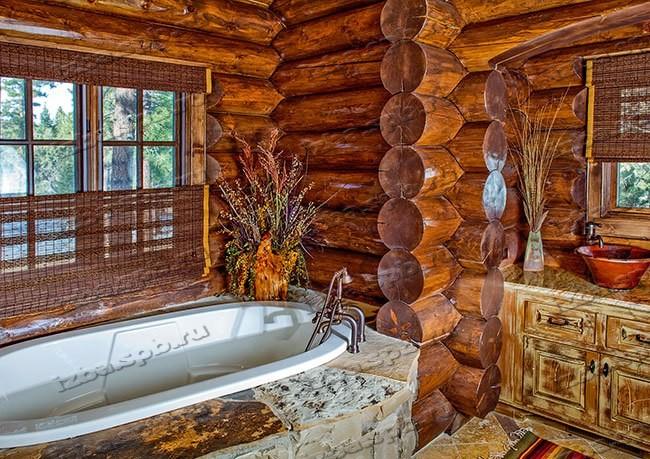 Какой должна быть вентиляция ванной в срубе?