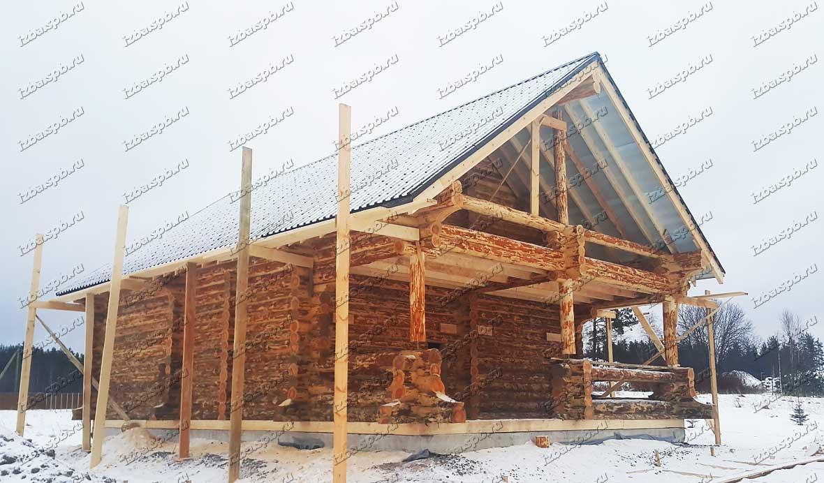 Дом-в-Старорусском