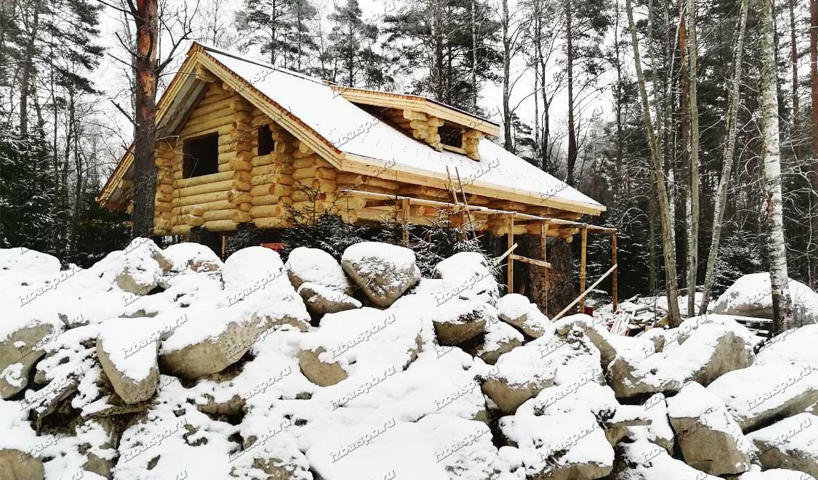 Комплекс строений в п. Яблоновка