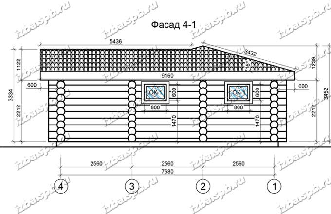 Баня-из-бревна-9х10-вид-2-(проект-И117)