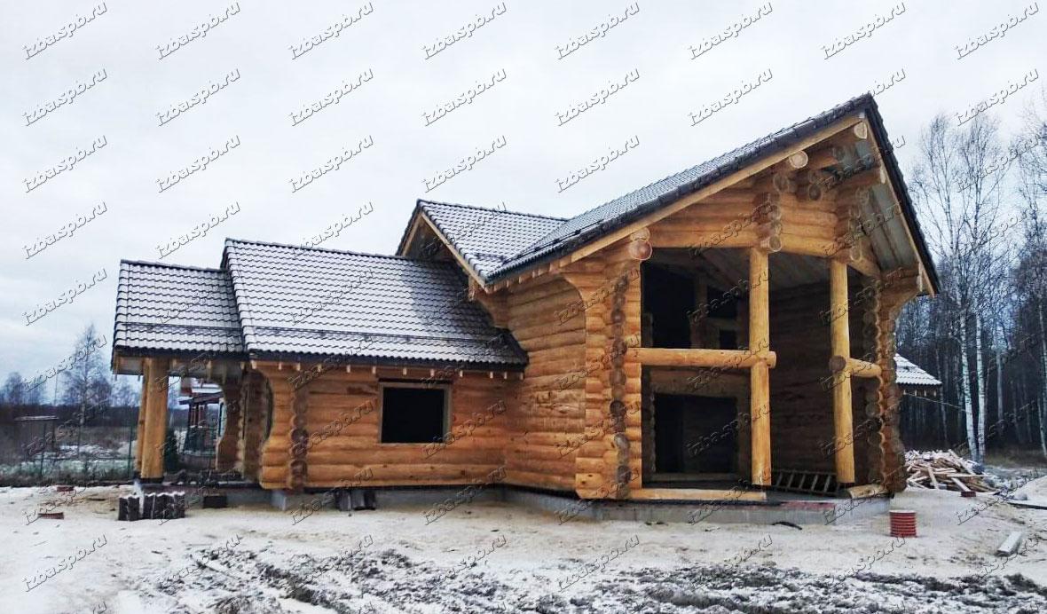 Комплекс строений в КП Холодный Ручей