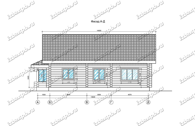 Дом-из-бревна-18х14-вид-3-(проект-С199)
