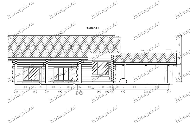 Дом-из-бревна-20х23-вид-2-(проект-1011)