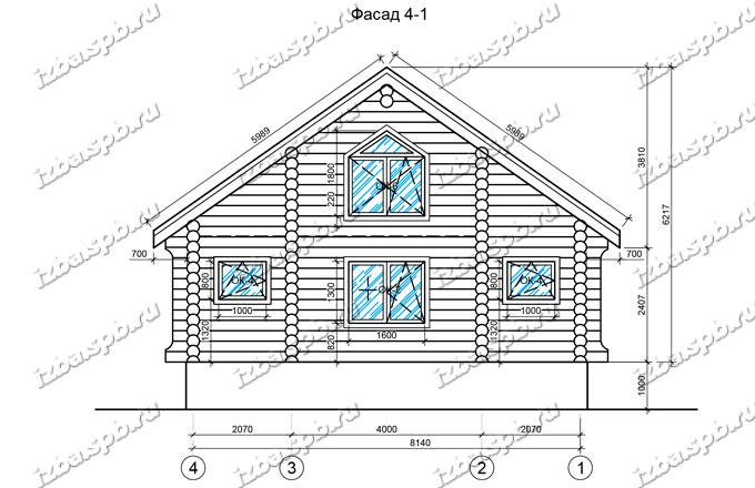 Дом-из-бревна-9х10-вид-2-(проект-Н1864)