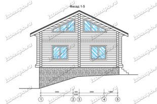 Дом-из-бревна-9х12-вид-1-(проект-Л84)