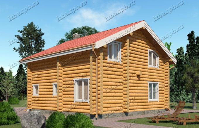 Проект-дома-из-бревна-9х9-(2)