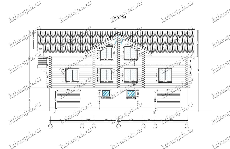 Дом-из-бревна-12х18-вид-2-(проект-Л593)