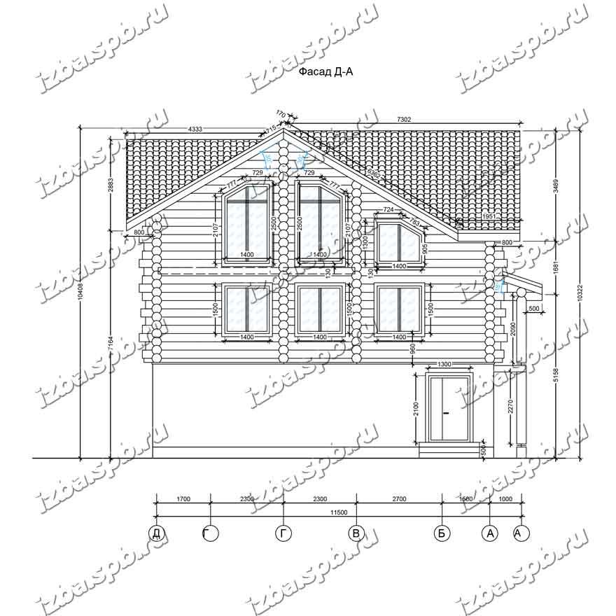 Дом-из-бревна-12х18-вид-3-(проект-Л593)