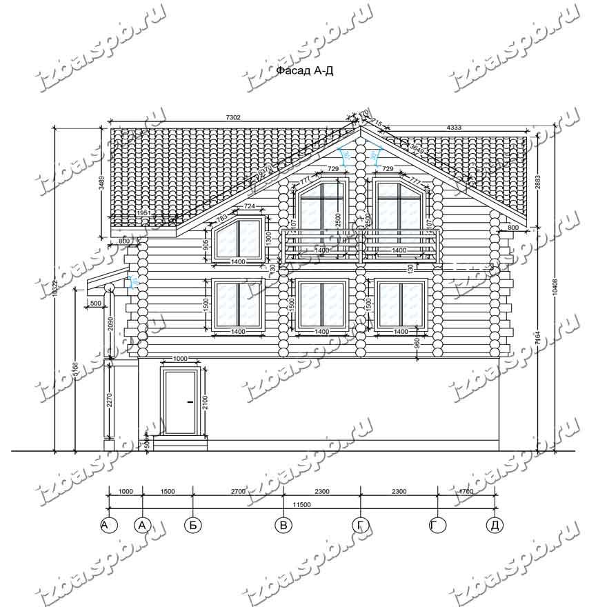 Дом-из-бревна-12х18-вид-4-(проект-Л593)