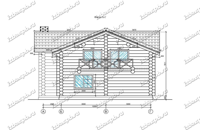 Дом-из-бревна-13х16-вид-4-(проект-Л85)