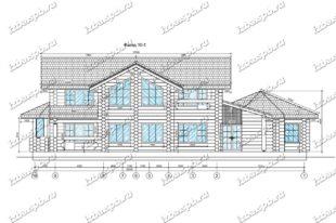 Дом-из-бревна-14х22-вид-1-(проект-990)