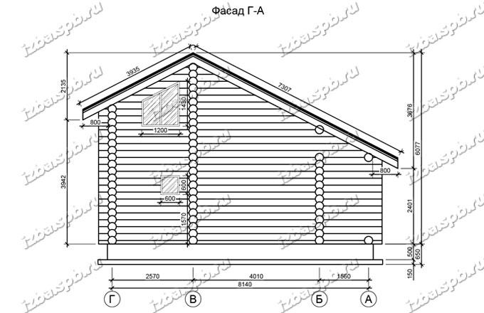 Дом-из-бревна-6х9-вид-2-(проект-Л36)