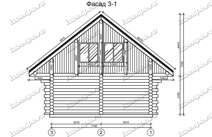 Дом-из-бревна-8х11-вид-2-(проект-Н513)