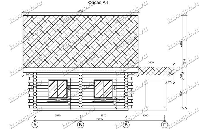 Дом-из-бревна-8х11-вид-3-(проект-Н513)