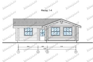 Дом-из-бревна-11х11,-вид-1-(проект-А0017)