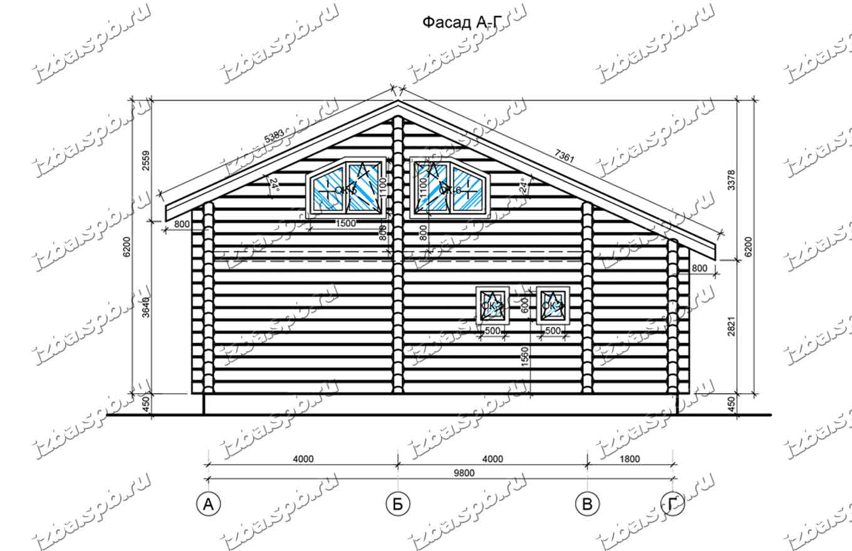 Дом-из-лафета-11х12,-вид-2-(проект-Н545)