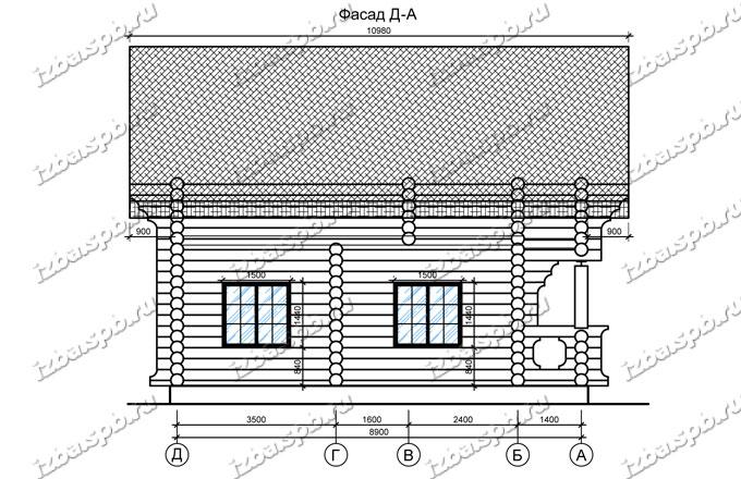 Дом-баня-из-бревна-8х10,-вид-3-(проект-946-Чайковский)