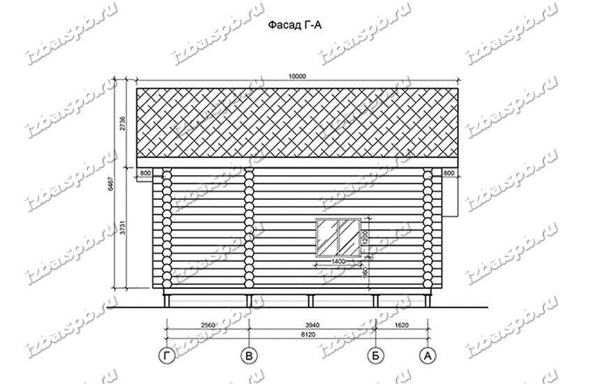 Дом-из-бревна-11х12-вид-3-(проект-Н1126)