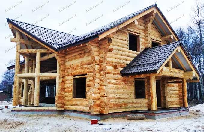 Дом-из-кедра-в-п.-Холодный-ручей