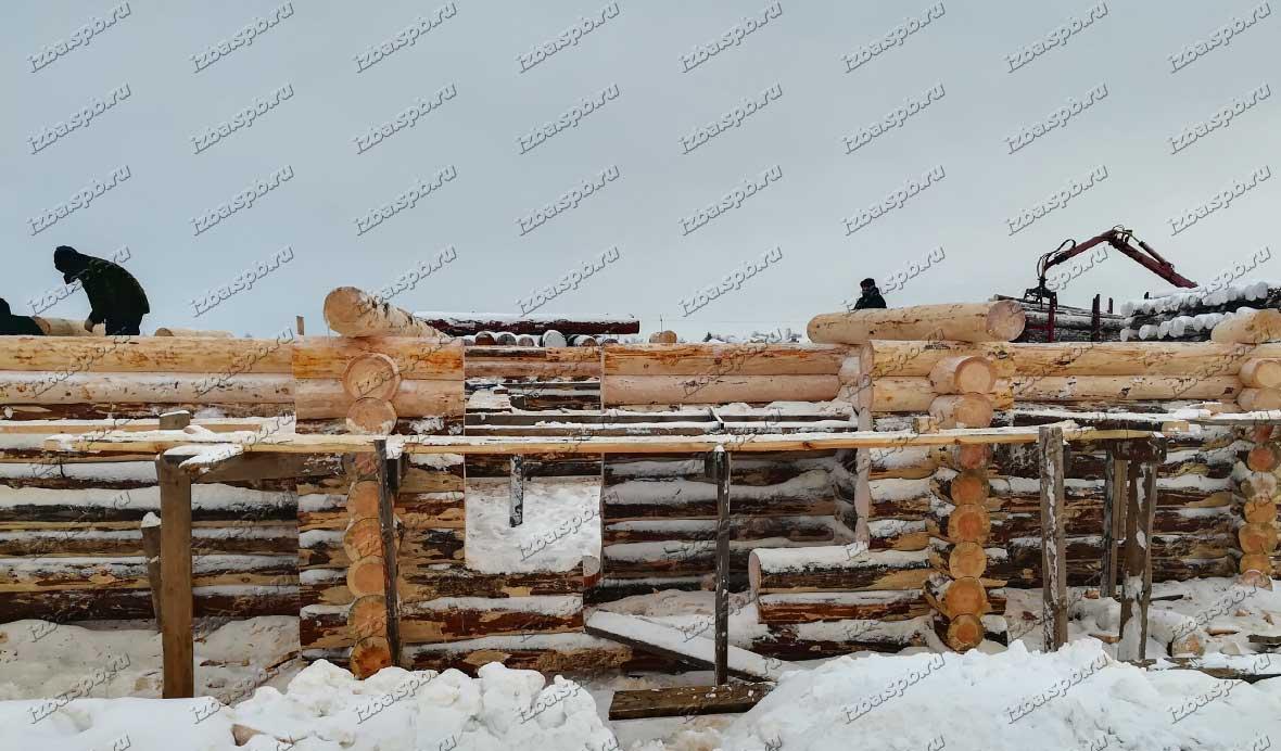 Дом 13х14 в КП Холодный ручей