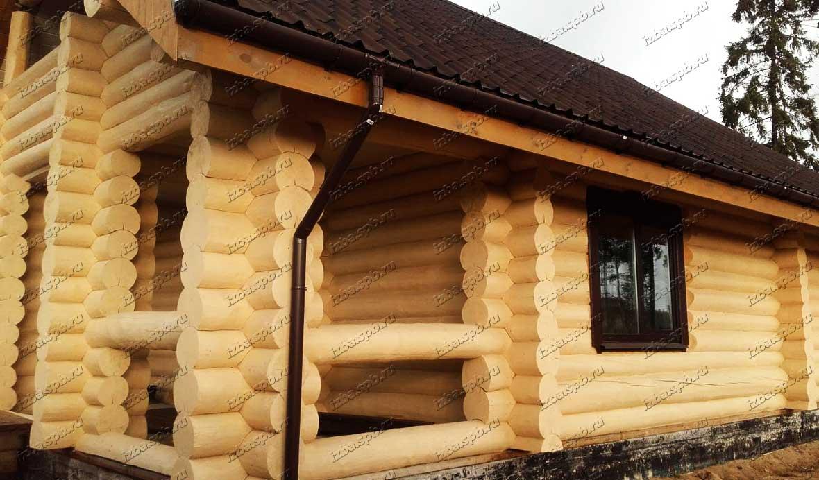 Сруб-дома-9х12-в-КП-Гранит