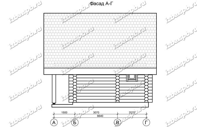 Баня-из-бревна-6х6-+1,5,-вид3-(проект-Л1155)