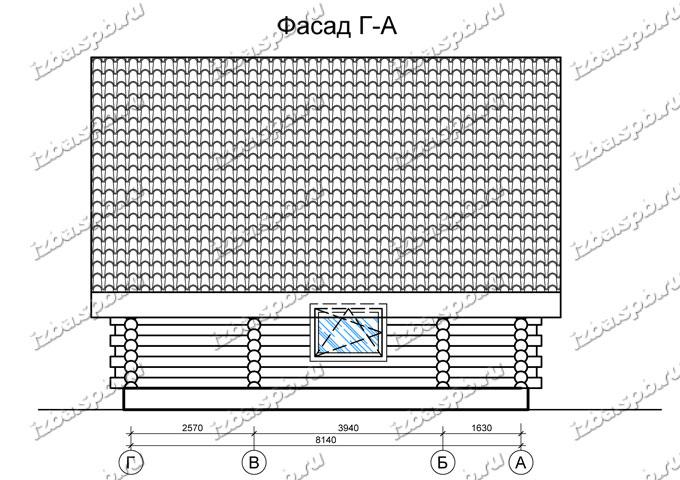 Дом-баня-из-бревна-6х9,-вид-3-(проект-Н349)