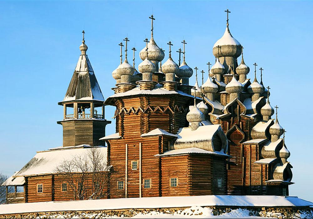 Почему срубы — самые русские дома?