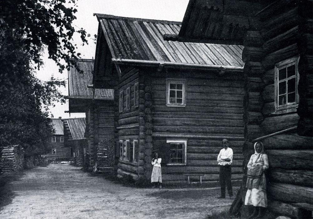 Улица-в-с.-Сеймосово-Архангельской-области.