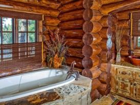 Интерьер-деревянного-дома-в-стиле-кантри