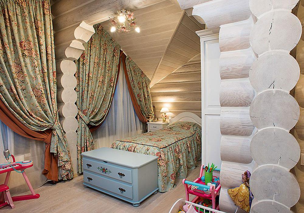 Спальня-в-стиле-прованс
