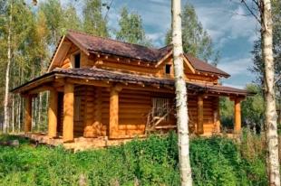 Дом-баня-из-рубленного-бревна